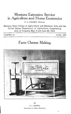 Farm Cheese Making